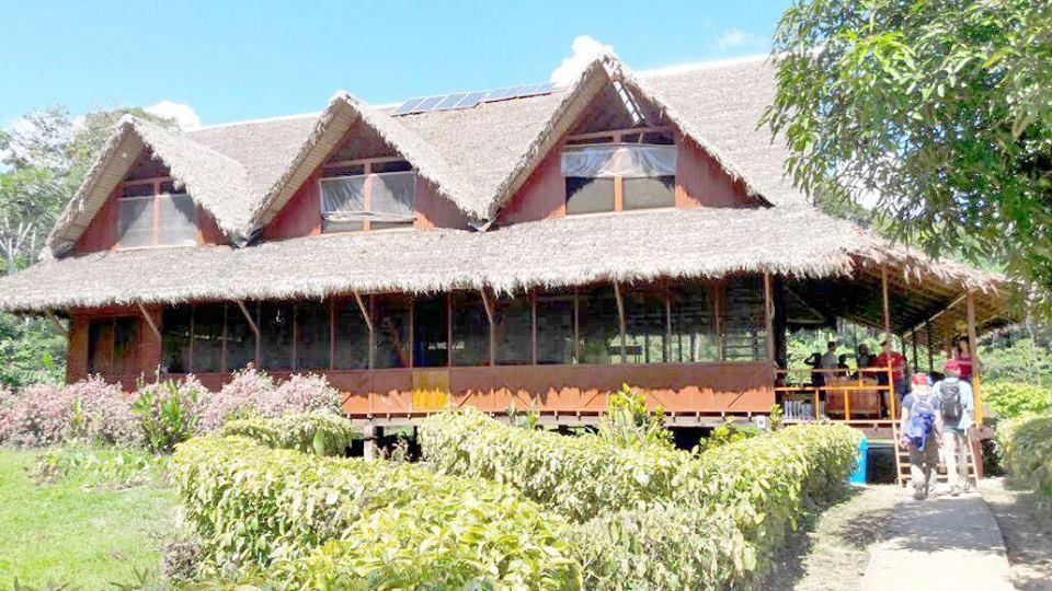 Hacienda Tambopata